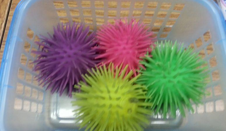 Puffer Ball Math Review