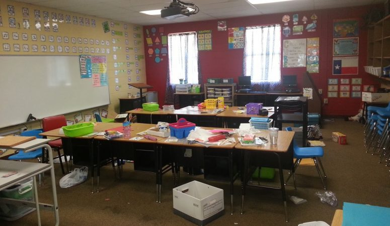 Teacher Week 2013~Classroom Digs (Part 1)