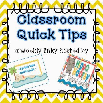 Classroom Quick Tips 9/26