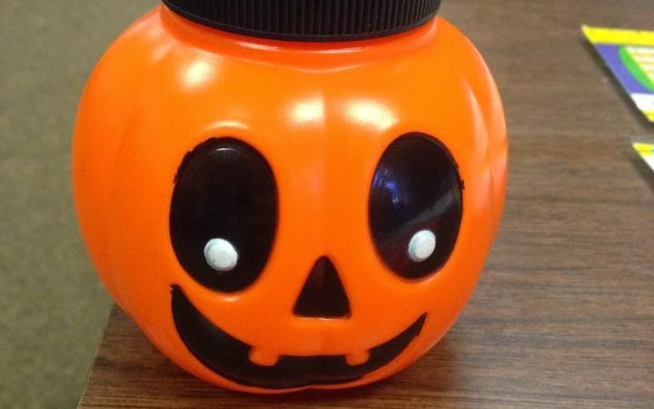 Classroom Management: The Good Behavior Pumpkin