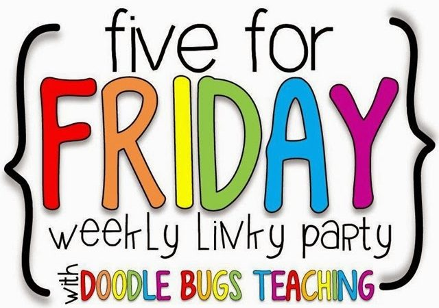 Five for Friday {November 8th, 2013}