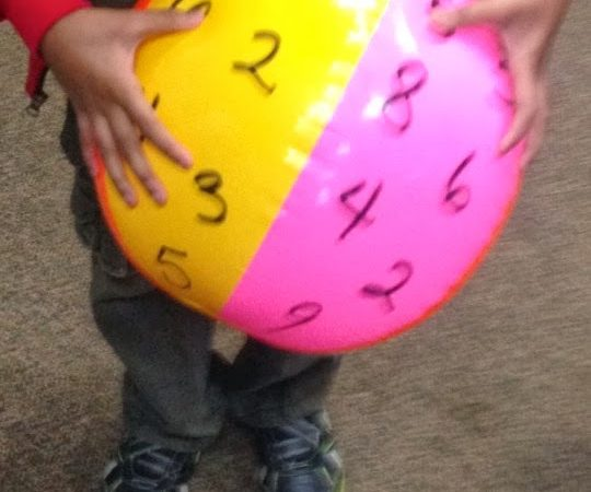 Beach Ball Math