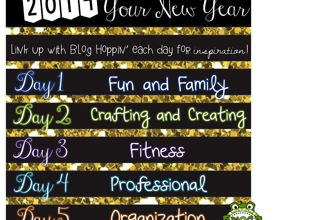 Welcome 2014 Linky: Fitness