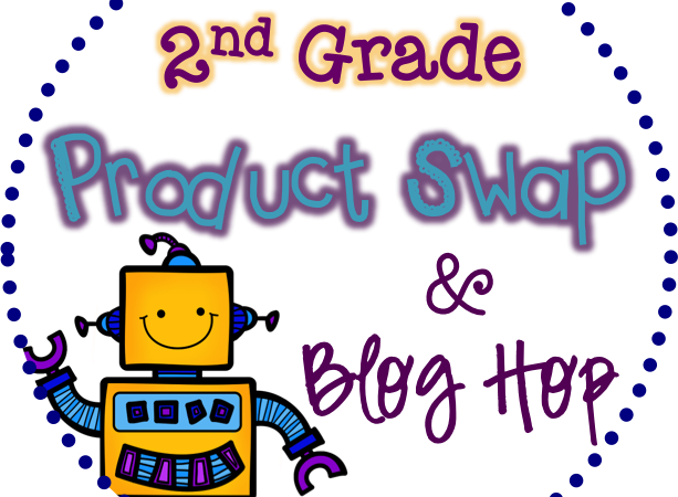 2nd Grade Product Swap and Blog Hop