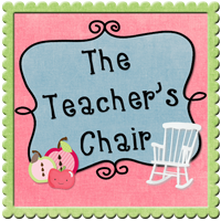 Guest Blogger over at The Teacher's Chair