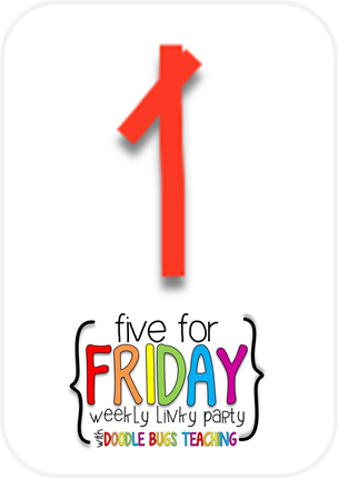 Five for Friday: April 25th