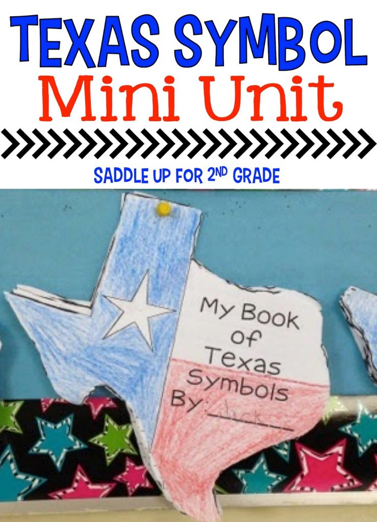 Learning about the Texas Symbols is my favorite social studies topic to teach. This post is full of ideas, activities and crafts to guide you through your unit that your class with love!