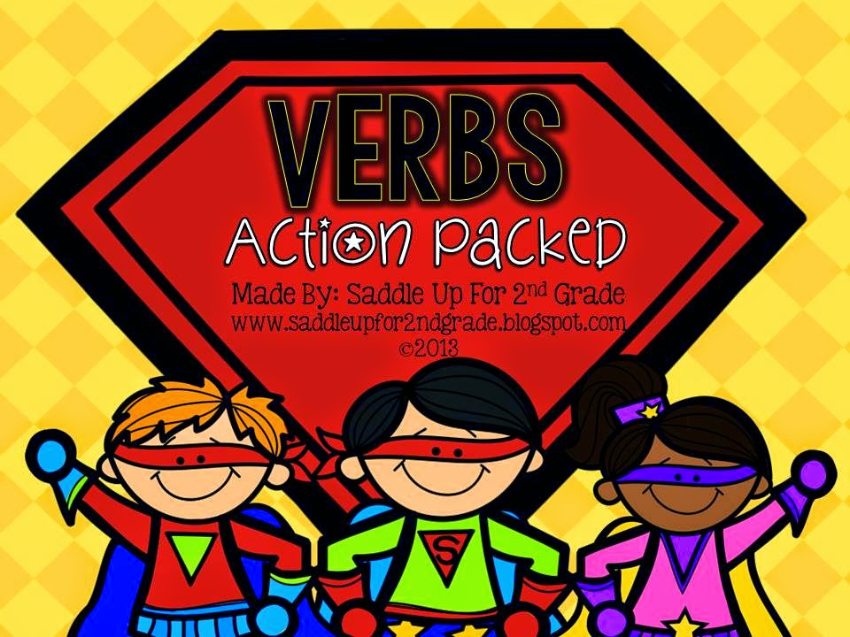 Verbs: Action Packed!