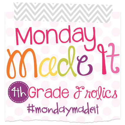 Monday Made It: Classroom Rule Poster Frames FREEBIE
