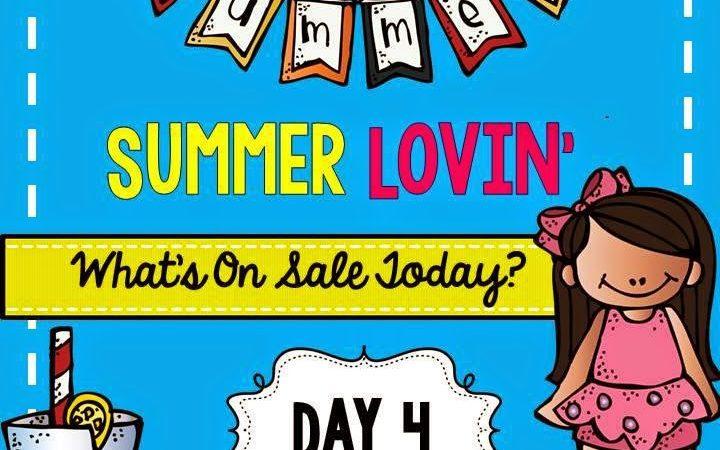 Summer Lovin Sale Day 4: Classroom Decor