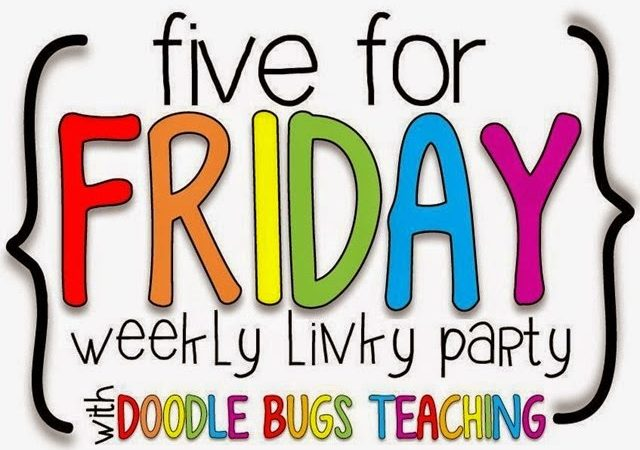Five for Friday: Word Problems, iPods, Vocabulary, and FREEBIES!