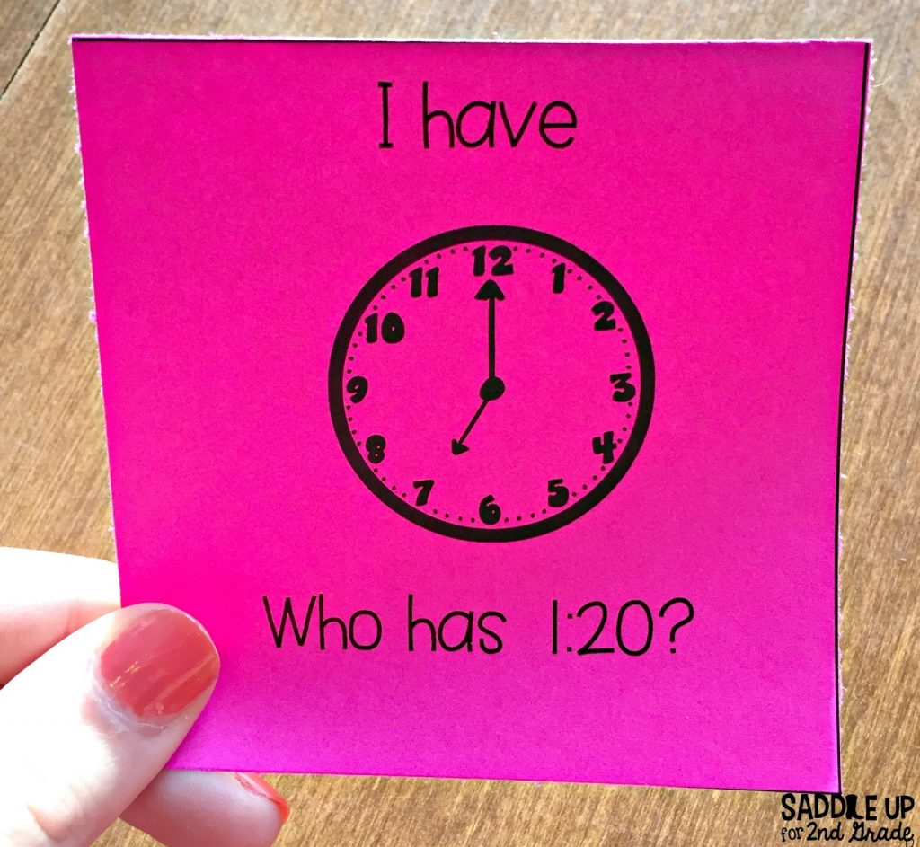 Learning to tell time can be tricky. Come see how my class practiced telling time to the minute with interactive notebook, hands on activities, center games, task cards and more.