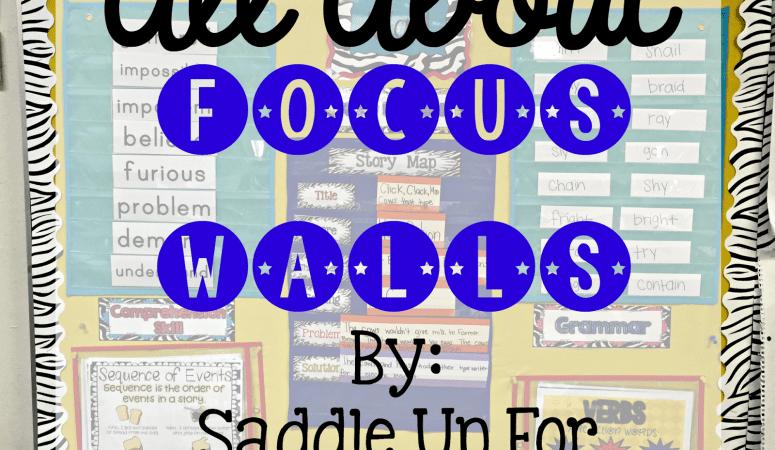 Focus Walls