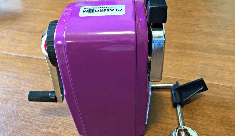 THE Purple Sharpener is HERE!!!