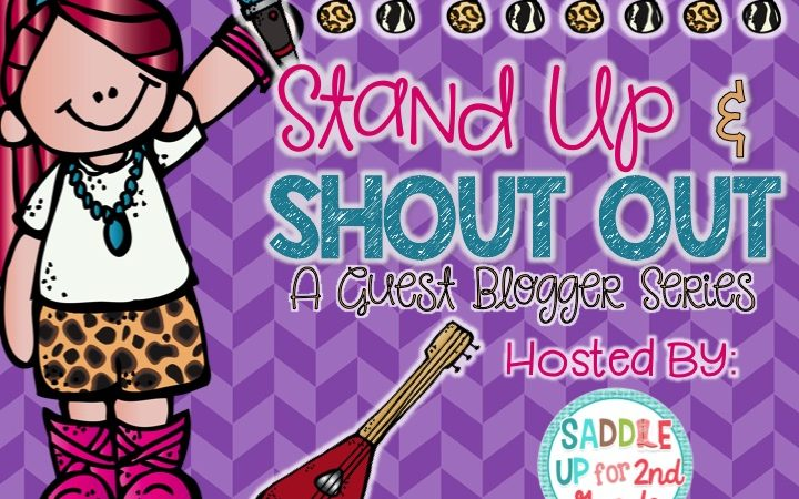 Stand Up and Shout Out: Daily 5