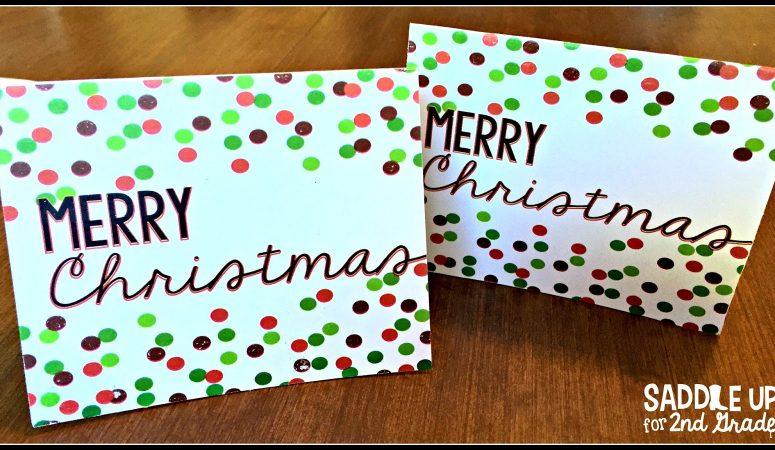Christmas Card FREEIBE