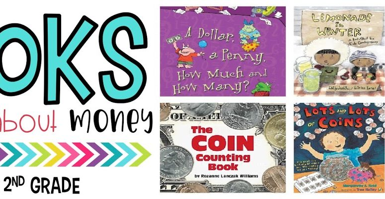8 Books That Teach Kids About Money