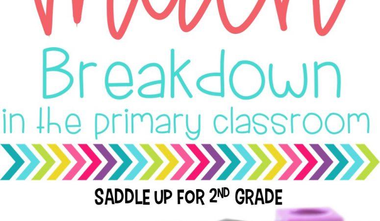 Guided Math Break Down