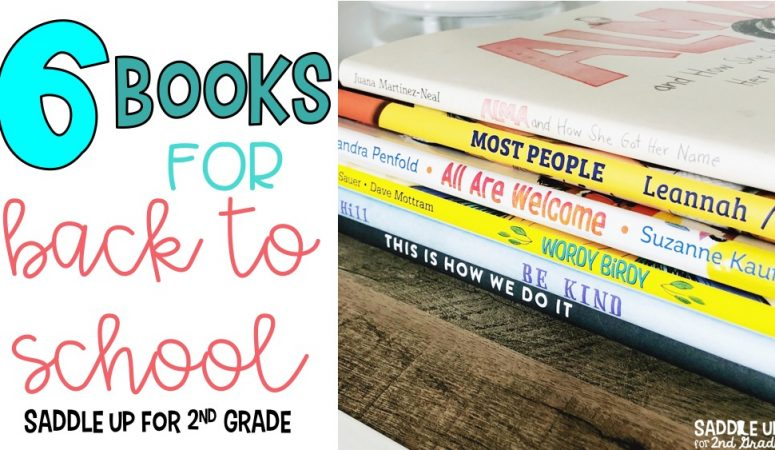 6 Books for Back to School