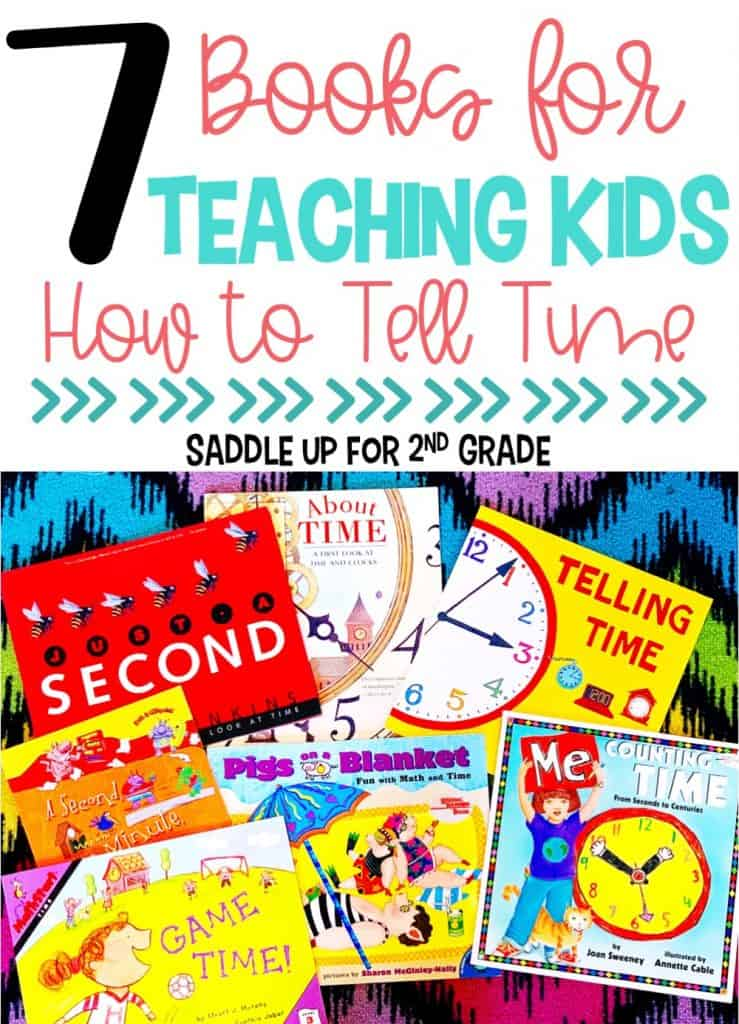 teaching kids how to tell time