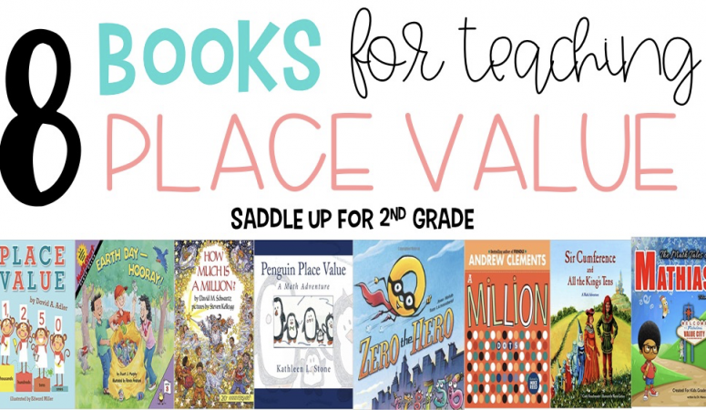 8 Books for Teaching Place Value