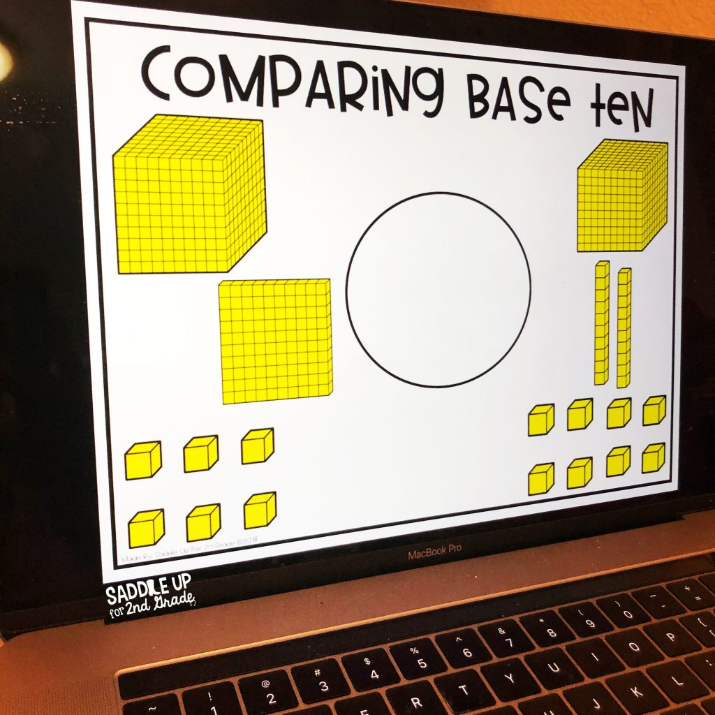 Comparing numbers base ten powerpoint