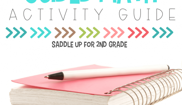 Guided Math Activity Guide