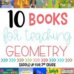 10 books about geometry and shapes
