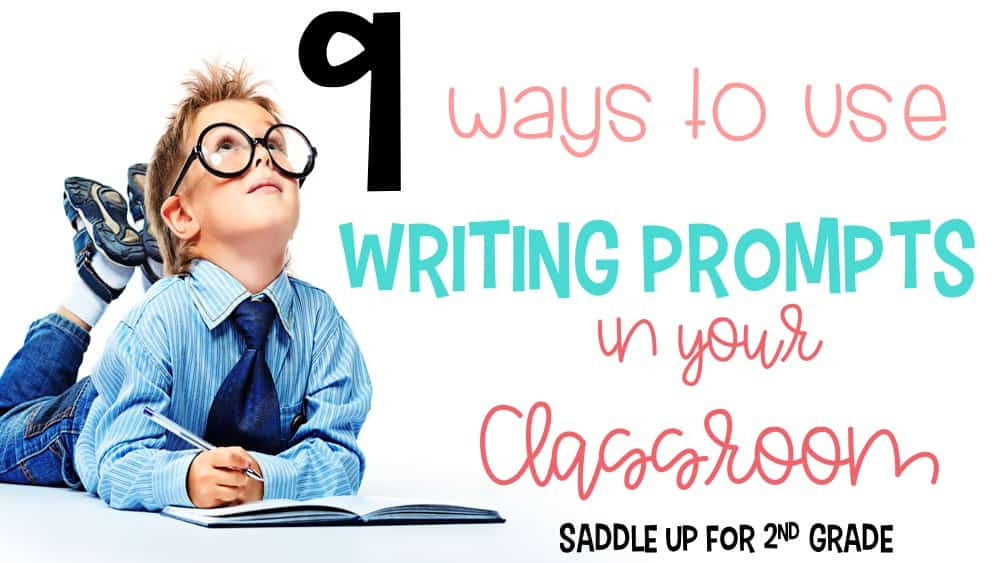 9 ways to use writing prompts