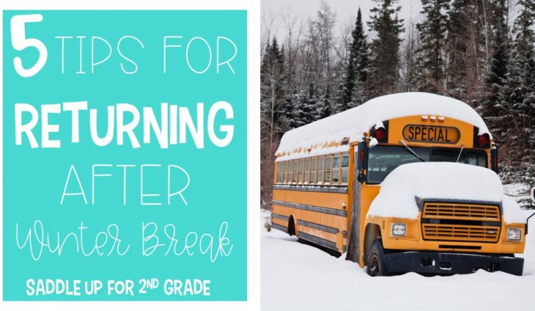 5 Tips for Returning After Winter Break