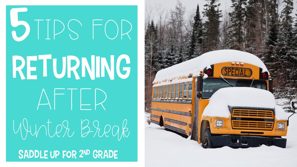Tips for returning after winter break