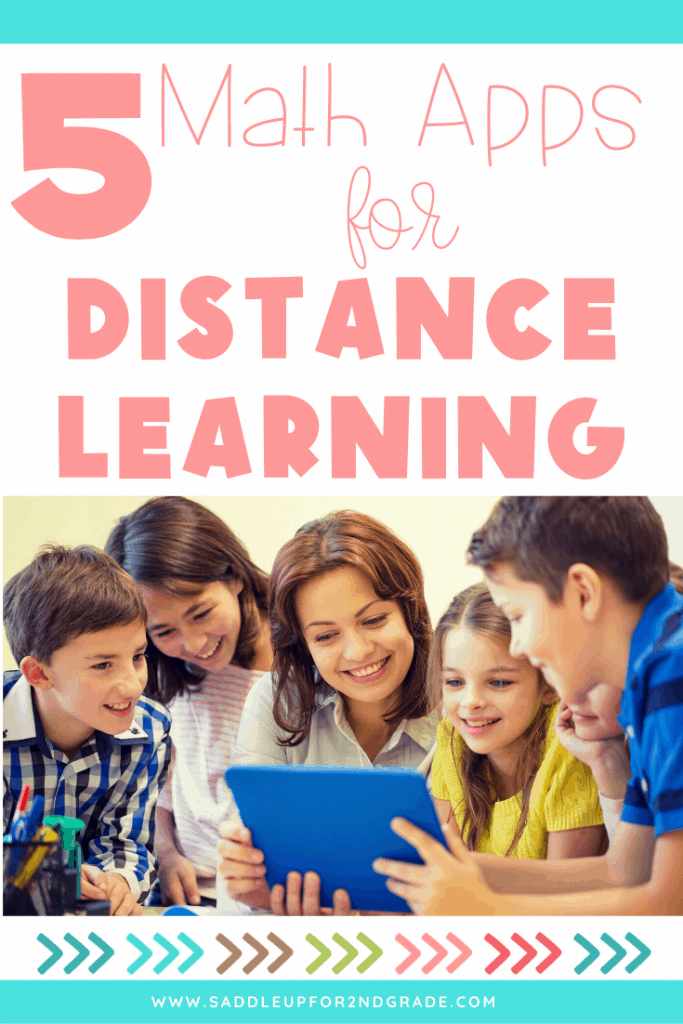 Math Apps for Distance Learning