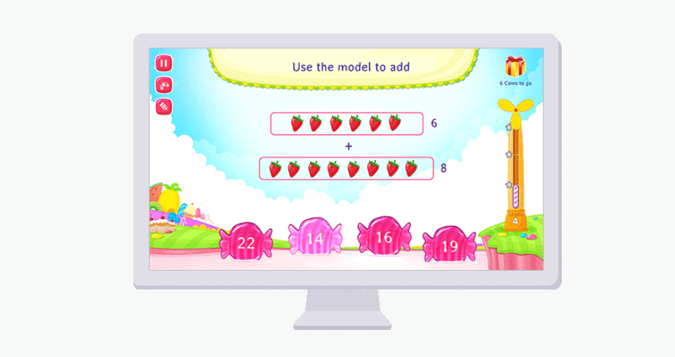 Splash Learning Math App