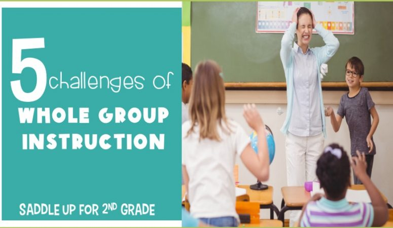 5 Challenges of Whole Group Instruction