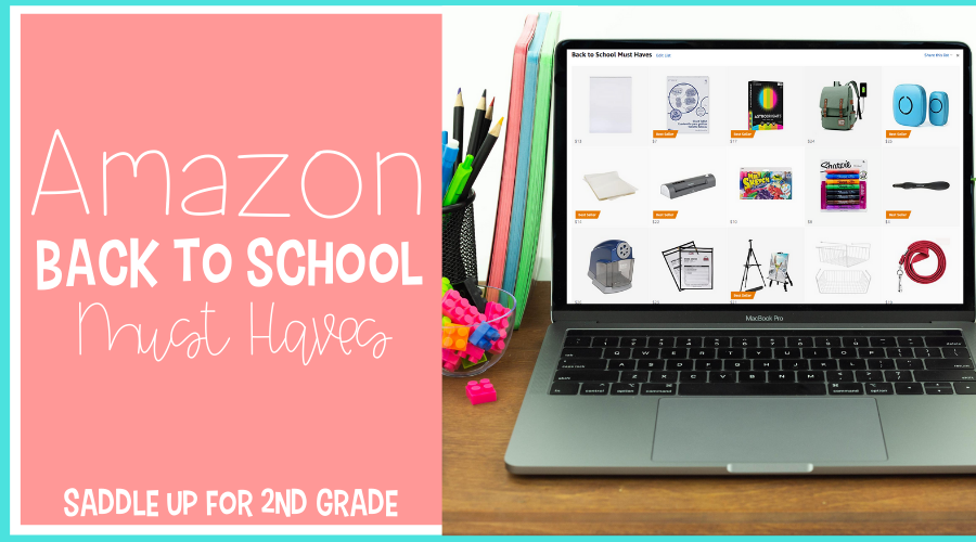 Amazon School Supplies Back to School Must Haves