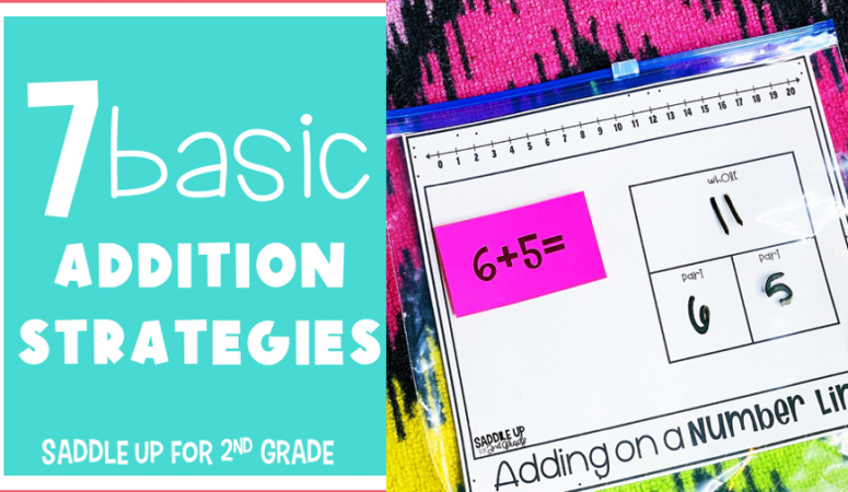 7 Addition Strategies for Primary Learners