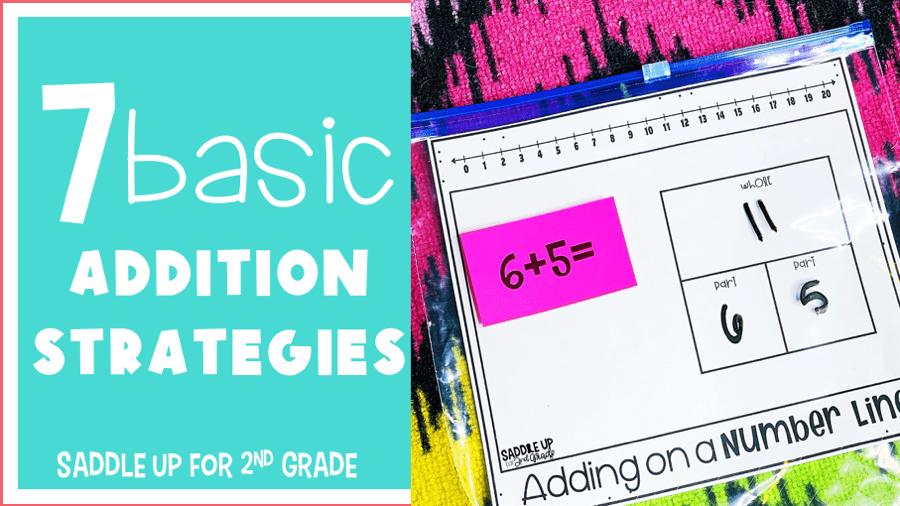 seven addition strategies