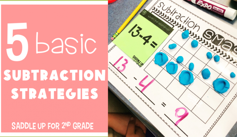 5 Basic Subtraction Strategies for Primary Learners