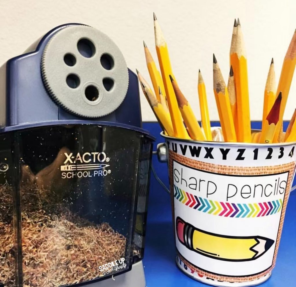 Xacto School Pro pencil sharpener