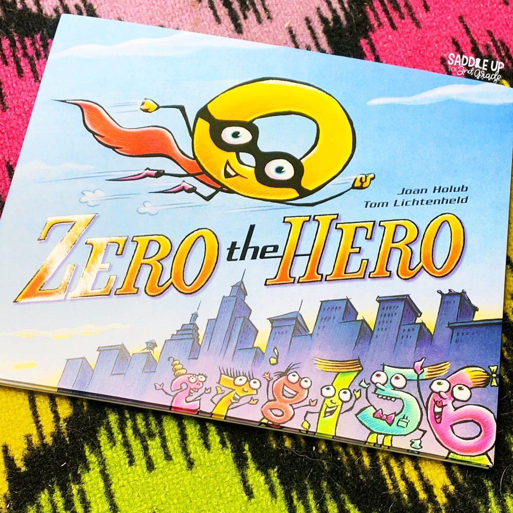 Zero the Hero Place Value Book